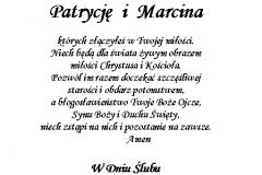tekst na slub 9