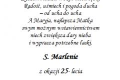 tekst rocznica, prymicje dla ksiedza 11