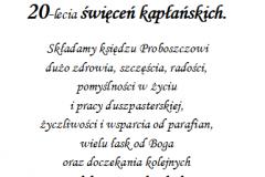 tekst rocznica, prymicje dla ksiedza 5