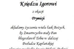tekst rocznica, prymicje dla ksiedza 8