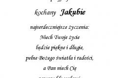 tekst na chrzest 11
