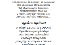 tekst na jubileusz 3