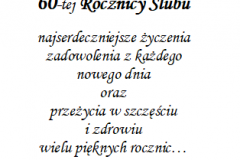 tekst na jubileusz 9