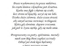 tekst na studniowke 7