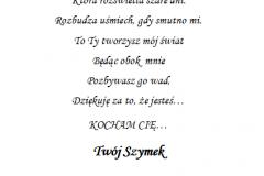 tekst na walentynki 4