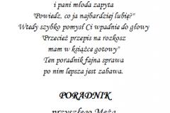 tekst na kawalerski 6