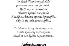tekst na kawalerski 7