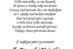 tekst na panienski 3