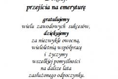 tekst na emeryture 2